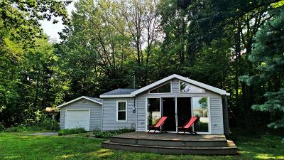 Fountain Single Family Home For Sale: 5167 N Ford Lake Road