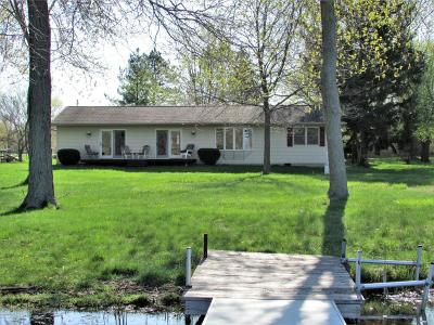 Coldwater MI Single Family Home For Sale: $199,000