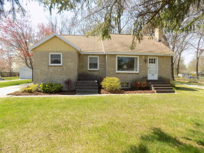 Muskegon Single Family Home For Sale: 1567 N Getty Street