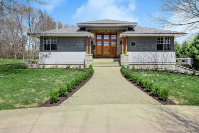 Fennville Single Family Home For Sale: 6469 Riverside Road