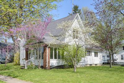 Otsego Single Family Home For Sale: 123 E Franklin Street