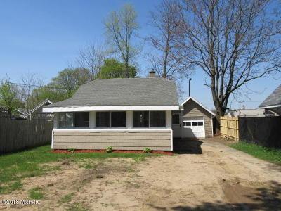 Wyoming Single Family Home For Sale: 19 Jordan Street SW