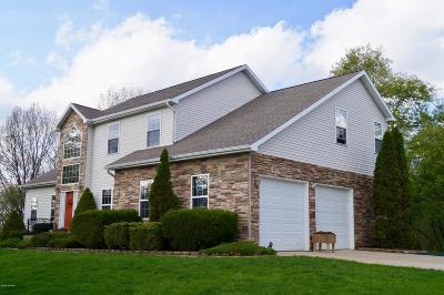 Eaton Rapids Single Family Home For Sale: 11889 Valdo Road