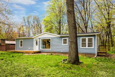 Dowagiac Single Family Home For Sale: 50230 Adams Drive