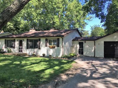 Benton Harbor Single Family Home For Sale: 127 Elmside Road