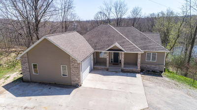 Newaygo County Single Family Home For Sale: 11654 S Riverman Drive