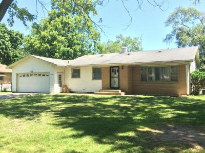 Benton Harbor Single Family Home For Sale: 1643 Columbus Avenue