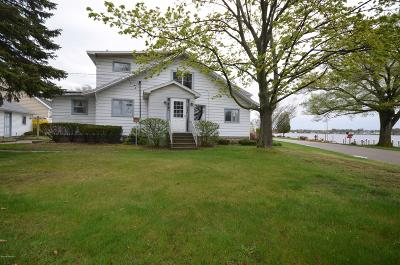 Grand Haven, Spring Lake Single Family Home For Sale: 16789 Lakeview Avenue