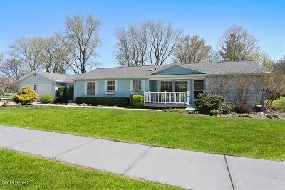 New Buffalo MI Single Family Home For Sale: $284,000