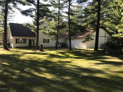 Missaukee County Single Family Home For Sale: 1040 S Taxiway Foxtrot