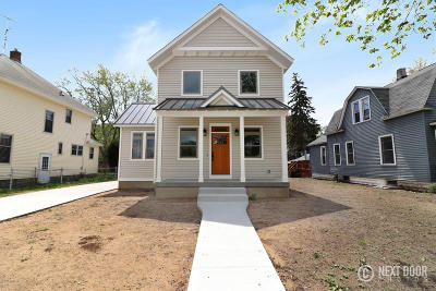 Holland, West Olive Single Family Home For Sale: 144 E 21st Street