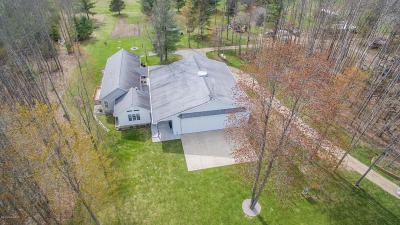 Missaukee County Single Family Home For Sale: 1198 S Taxiway Ida