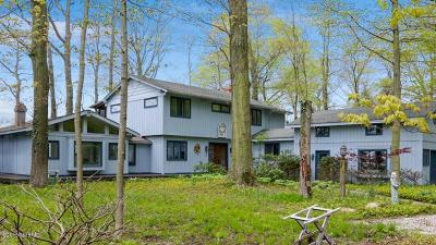 Fennville Single Family Home For Sale: 2602 Lakeshore Drive