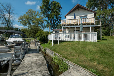 South Haven Single Family Home For Sale: 298 Black River Street
