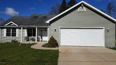 Edwardsburg Single Family Home For Sale: 70606 N Driftwood Drive