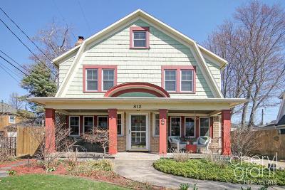 Grand Rapids Single Family Home For Sale: 812 Chippewa Drive SE