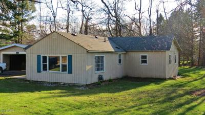 Benton Harbor Single Family Home For Sale: 4249 Riverside Road