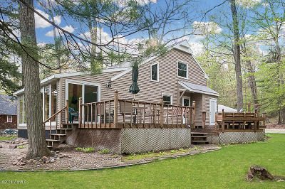Newaygo County Single Family Home For Sale: 4920 Russell Road