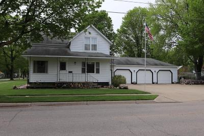 Otsego Multi Family Home For Sale: 226 S North Street