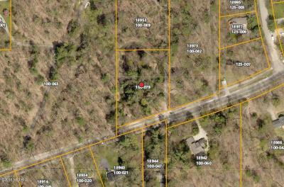 Spring Lake Residential Lots & Land For Sale: N Fruitport Road