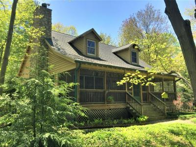 Harbert Single Family Home For Sale: 7230 Greenbush Road