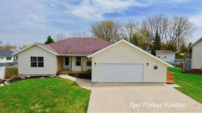 Wyoming Single Family Home For Sale: 1511 Meadows Lane SW