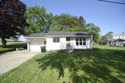 Hudsonville Single Family Home For Sale: 1563 36th Avenue