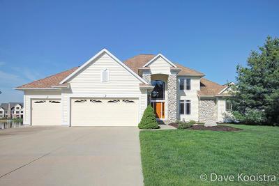 Grandville MI Single Family Home For Sale: $534,900