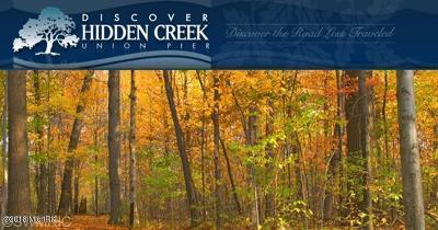 Union Pier Residential Lots & Land For Sale: Hidden Creek Lot 28