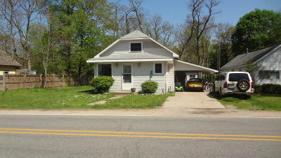 Muskegon Single Family Home For Sale: 5872 White Road