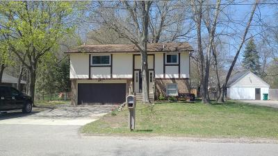 Holland MI Single Family Home For Sale: $159,000