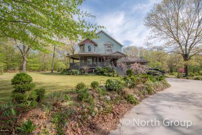 Kent City Single Family Home For Sale: 16777 Tyrone Avenue