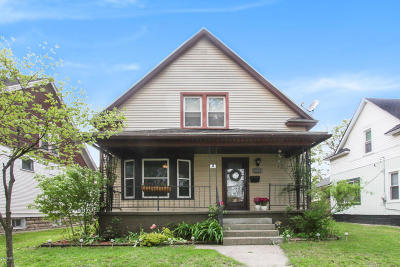 Grand Rapids Single Family Home For Sale: 1111 Pine Avenue NW