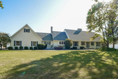 Single Family Home For Sale: 9816 Snow Pointe Drive SE
