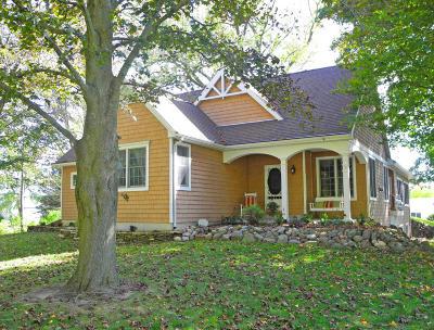 Kalamazoo County Single Family Home For Sale: 10343 W Rs Avenue
