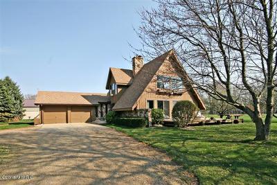 Single Family Home For Sale: 5965 E W Avenue