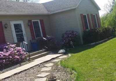 Hillsdale MI Single Family Home Active Contingent: $85,000