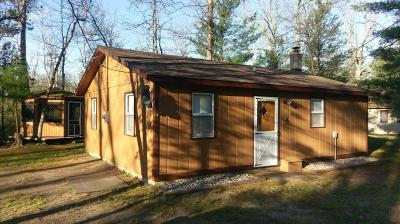 Single Family Home For Sale: 3399 W Butler Road
