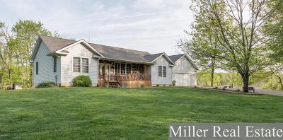 Nashville Single Family Home For Sale: 2804 Hager Road