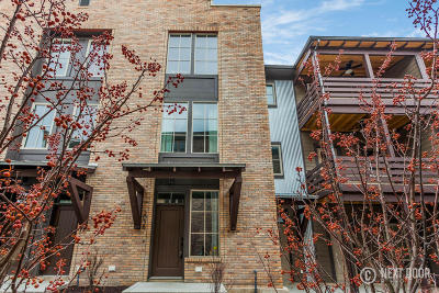 Grand Rapids Condo/Townhouse For Sale: 2032 Celadon Drive NE #111