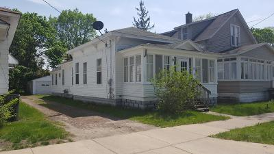 Muskegon Single Family Home For Sale: 71 E Isabella Avenue