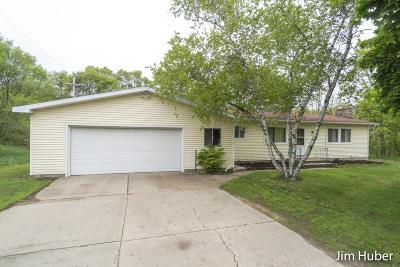 Rockford MI Single Family Home For Sale: $200,000