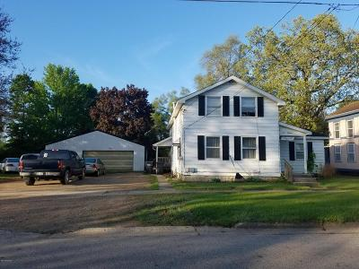 Otsego Single Family Home For Sale: 418 E Franklin Street