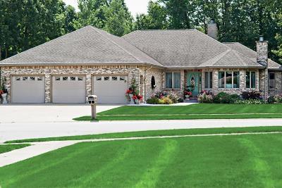 Benton Harbor Single Family Home For Sale: 380 Arbor Ridge