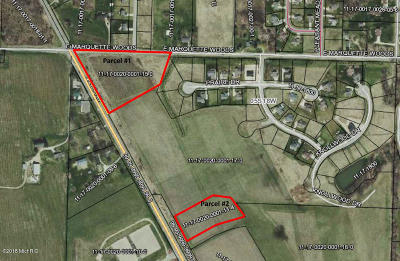 St. Joseph Residential Lots & Land For Sale: 00 M-139 & Marquette Woods Rd