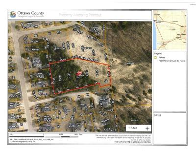 Grand Haven, Spring Lake, Ferrysburg Residential Lots & Land For Sale: North Shore Drive