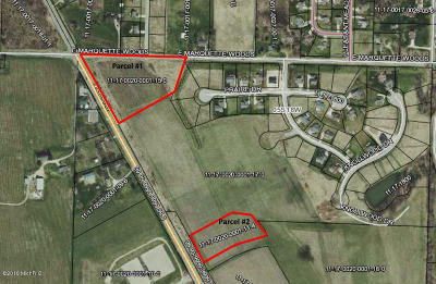 St. Joseph Residential Lots & Land For Sale: 00 W Marquette Woods Rd Road