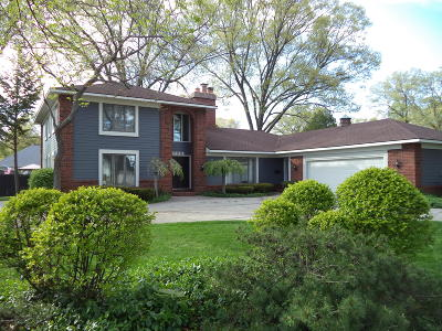 Muskegon Single Family Home For Sale: 700 Ruddiman Drive