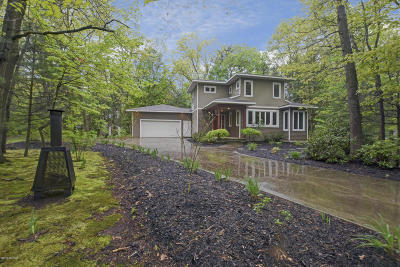 Saugatuck, Douglas Single Family Home For Sale: 3440 Maple Gate Drive