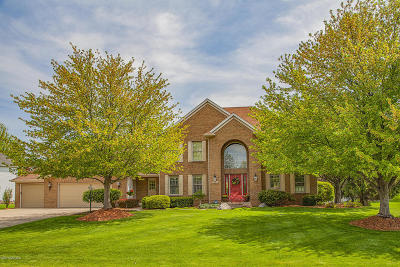 Caledonia Single Family Home For Sale: 7076 Placid Pointe Court SE